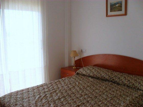 Schlafzimmer Costa Brava Estartit Ferienwohnung Ref. 181128-1