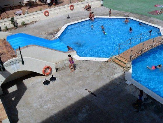 Pool Costa Brava Estartit Ferienwohnung Ref. 181128-2