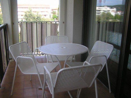 Balkon Costa Brava Estartit Ferienwohnung Ref. 181128-2
