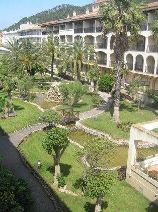 Garten Costa Brava Estartit Ferienwohnung Ref. 181128-2