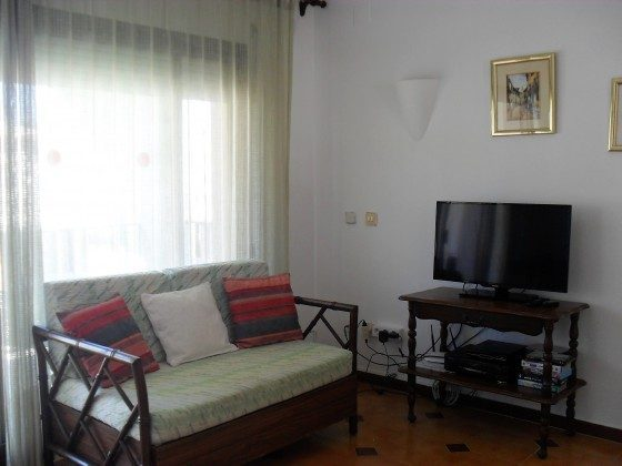 Wohnbereich Costa Brava Estartit Ferienwohnung Ref. 181128-2