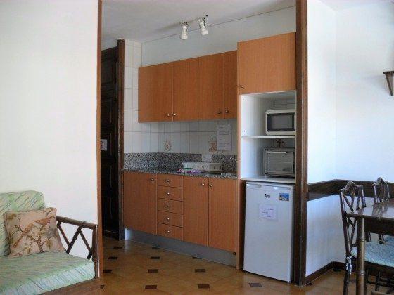Küche Costa Brava Estartit Ferienwohnung Ref. 181128-2