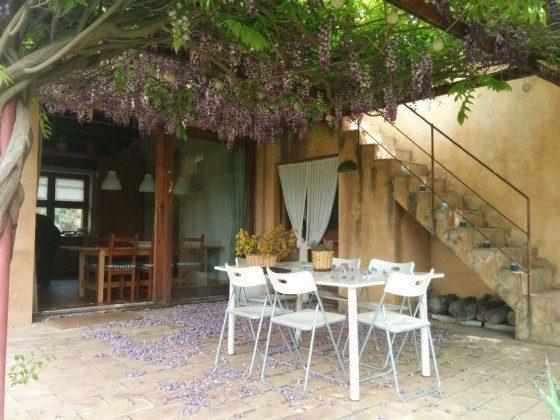 Terrasse Costa Brava Ferienhaus nahe Camallera Ref. 181128-6