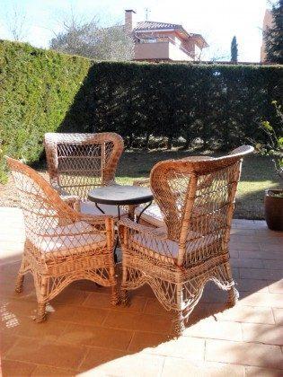 Gartenplatz Costa Brava Ferienhaus nahe Camallera Ref. 181128-6
