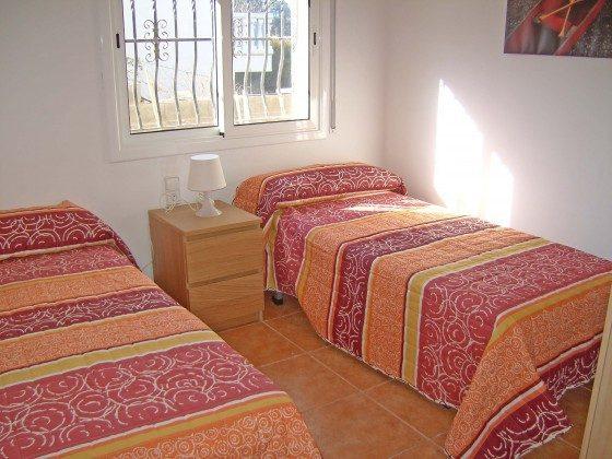 Schlafzimmer 3 Lloret de Mar Ferienhaus Ref. 140331-24