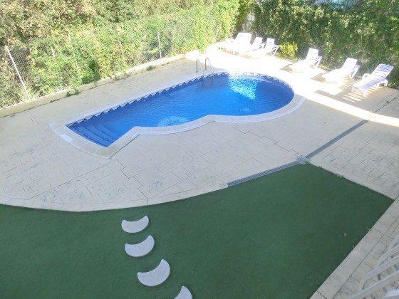 Pool Lloret de Mar Ferienhaus Ref. 140331-24