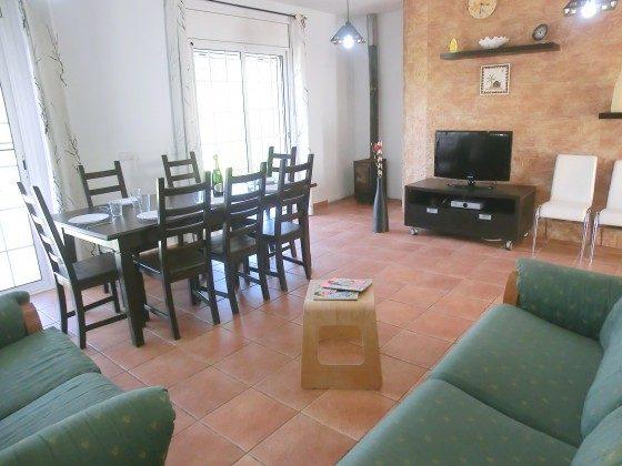 Wohnbereich Lloret de Mar Ferienhaus Ref. 140331-24