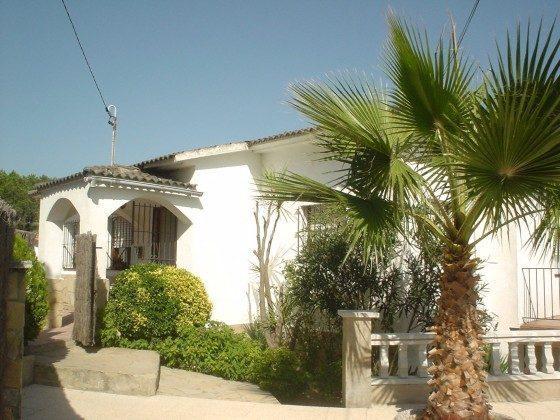 Außenansicht Lloret de Mar Ferienhaus 140331-26