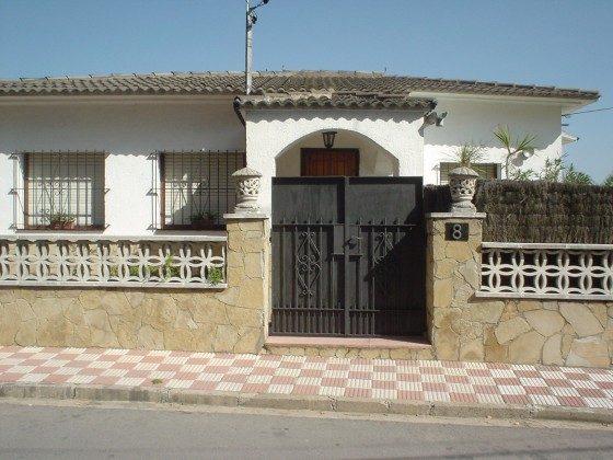 Straßenansicht Lloret de Mar Ferienhaus 140331-26