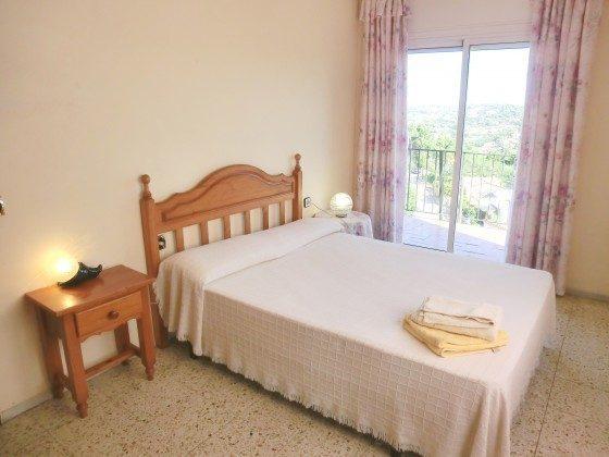 Schlafzimmer Lloret de Mar Ferienhaus 140331-26