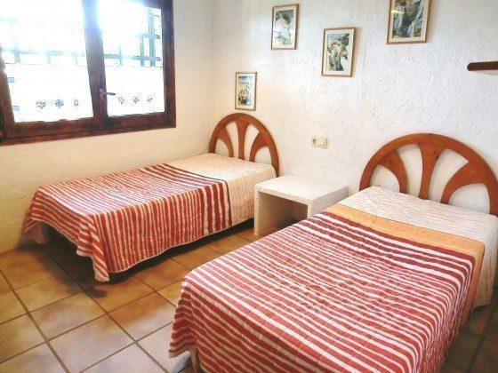 Schlafzimmer Lloret de Mar Ferienhaus Ref. 140331-27