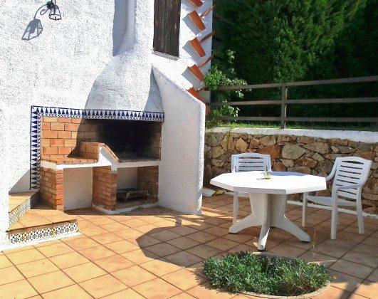 Grillplatz Lloret de Mar Ferienhaus Ref. 140331-27