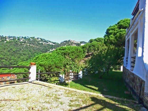 Aussicht Lloret de Mar Ferienhaus Ref. 140331-27
