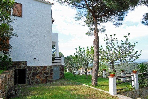 Garten Lloret de Mar Ferienhaus Ref. 140331-27