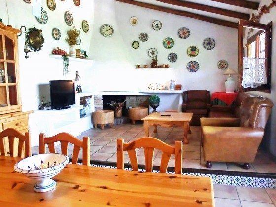 Wohnbereich Lloret de Mar Ferienhaus Ref. 140331-27
