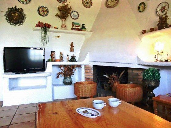 Kamin Lloret de Mar Ferienhaus Ref. 140331-27