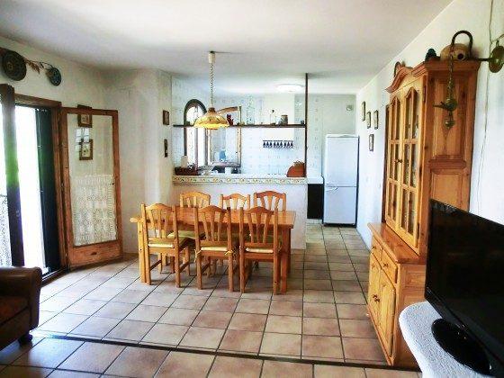 Essbereich Lloret de Mar Ferienhaus Ref. 140331-27
