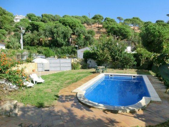 Garten Lloret de Mar Ferienhaus Ref. 140331-29