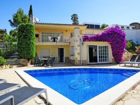 Ferienhaus Costa Brava mit Pool