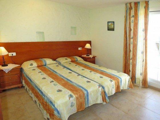 1 Doppelschlafzimmer