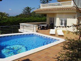 Bild 3 - Ferienhaus Costa Brava Ferienhaus Villa Sandalia - Objekt 2563-2