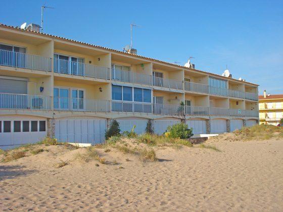 Ferienwohnung Costa Brava mit Badeurlaub-Möglichkeit