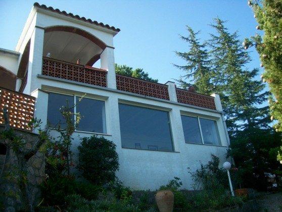 Ferienwohnung Costa Brava mit Garten
