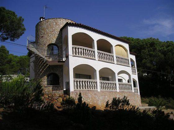 Costa Brava Pals Ferienwohnung Casa Piedra Abaja