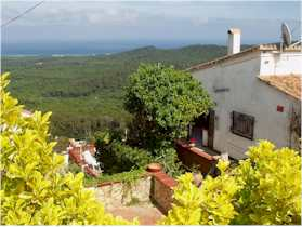 Bild 2 - Costa Brava Ferienhaus Panorama - Objekt 2940-1