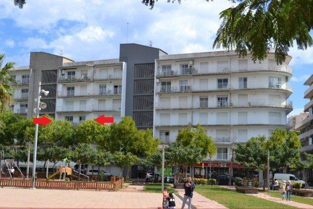 Ferienwohnung Costa Brava mit nahegelegener Tennisanlage
