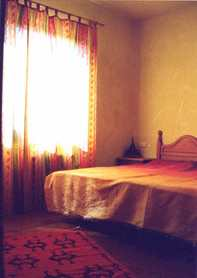 Ferienhaus Casa Meca Apartment Brena Schlafzimmer