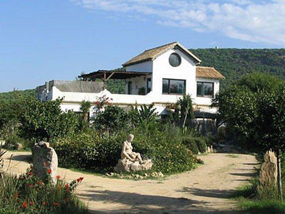 Ferienwohnung Costa de la Luz mit Garten