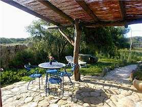 Ferienhaus Casa Meca Studio Terrasse