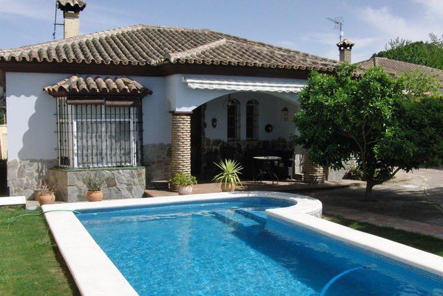 Ferienhaus Costa de la Luz mit Kamin