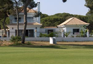Ferienhaus Costa de la Luz mit Garten