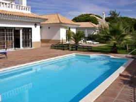 Bild 3 - Costa de la Luz Ferienhaus neben der Golfvilla ... - Objekt 2071-1