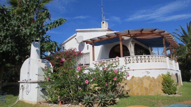 Ferienhaus Costa del Azahar mit Garten