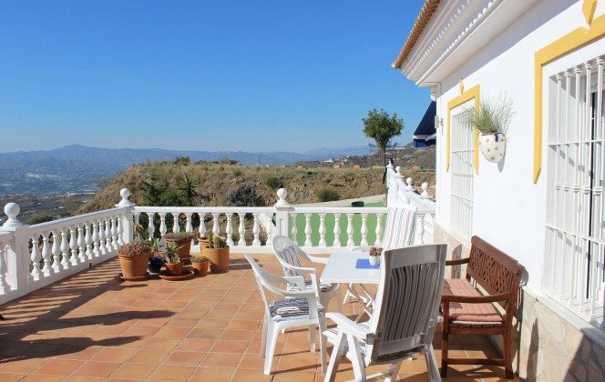 Ferienhaus Costa del Sol mit Kamin