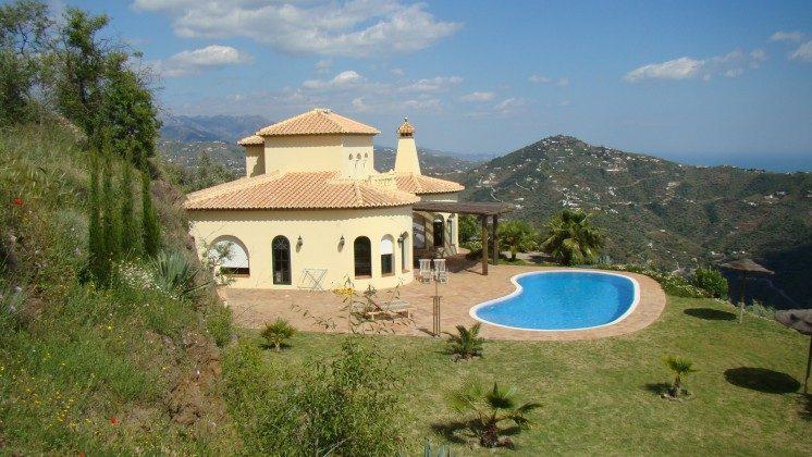 Andalusien Ferienhaus Costa del Sol Ref. 186793-5 Ausblick