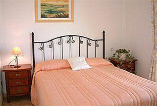 Ferienhaus Benajarafe Schlafzimmer 1