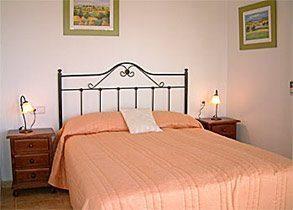 Ferienhaus Benajarafe Schlafzimmer 2