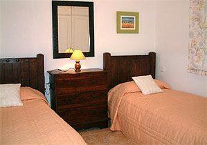 Ferienhaus Benajarafe Schlafzimmer 3