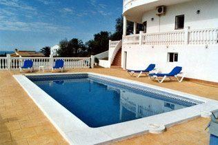 Andalusien Ferienhaus Benajarafe