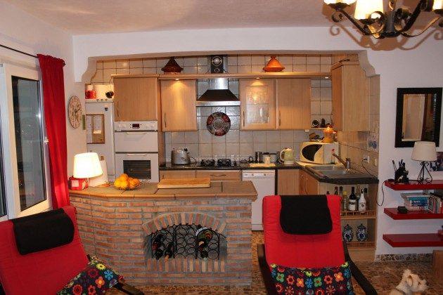 Andalusien Ferienhaus Villa Ref. 186793-2 Küche oben