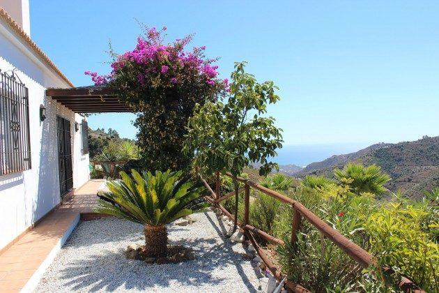 Ferienhaus Costa del Sol mit nahegelegener Tennisanlage