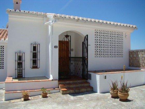 Andalusien Ferienhaus Competa Ref. 186793-6 Eingang