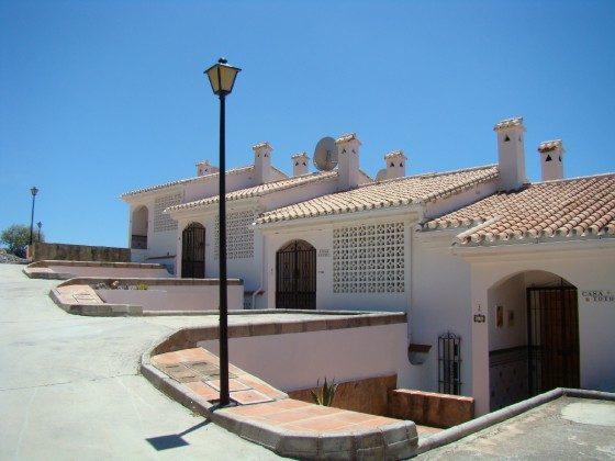 Andalusien Ferienhaus Competa Ref. 186793-6 Straßenseite
