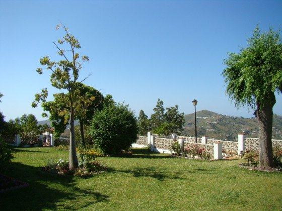Andalusien Ferienhaus Competa Ref. 186793-6 Gemeinschaftsgarten