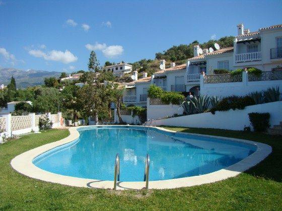 Ferienhaus Costa del Sol mit Parkplatz