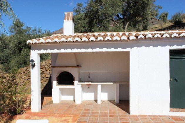 Andalusien Ferienvilla Competa Ref. 186793-9 Grillecke
